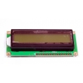 LCD 16x2 HD 44780 compatible green