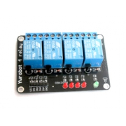 4 channel Relay 5V for Arduino