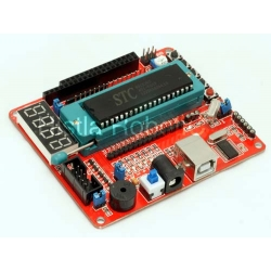51 MCU Development Board