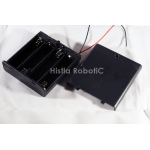 Box Battery 4x AA dg switch