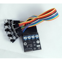 4-channel line tracing/follower sensor for Arduino