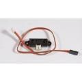 Sharp GP2D12 dengan kabel