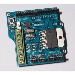 Arduino motor drive shield-L298N