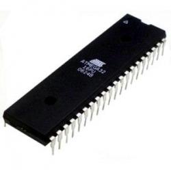 IC ATMega32PU-DIP
