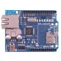 Arduino Ethernet Shield W5100-Kompatibel dengan Arduino Mega/2560