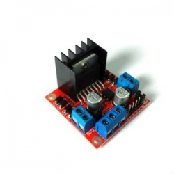 L298N Stepper Motor Driver 2A for Arduino